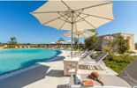 foto: luxe agriturismo Puglia aan strand